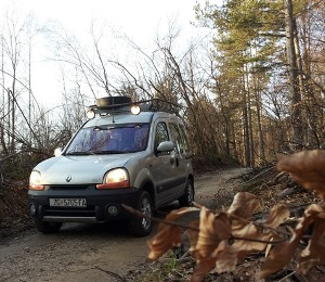Kroatien off-road